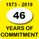 38 years of commitment
